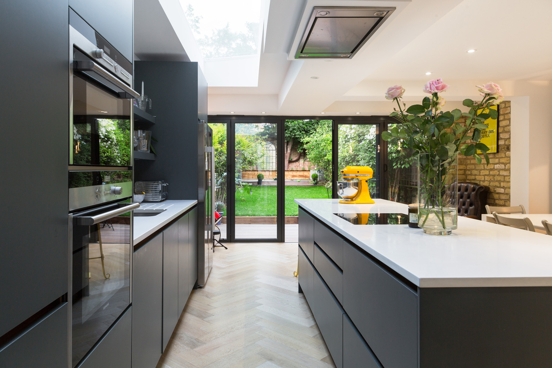 Simply Extend wrap around Kitchen Extension
