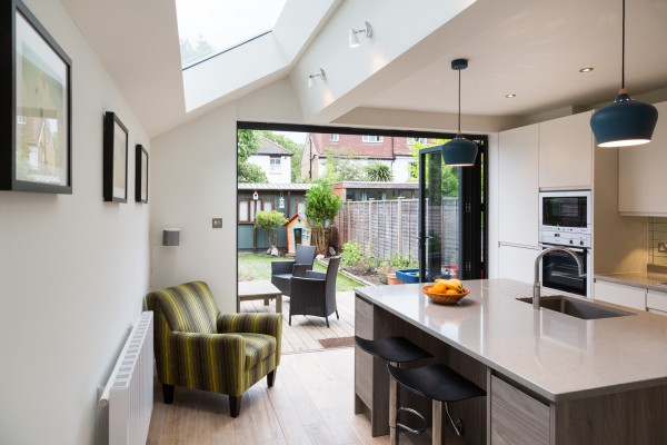 Simply Extend side return extension home kitchen London