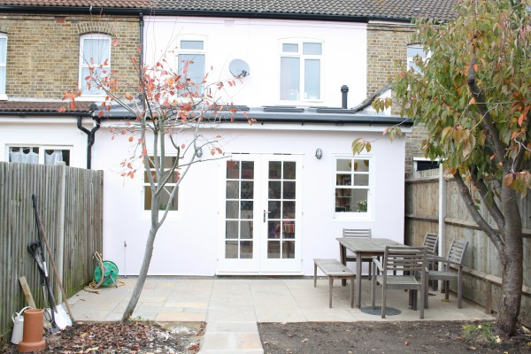 Simply Extend London home extension blog French doors