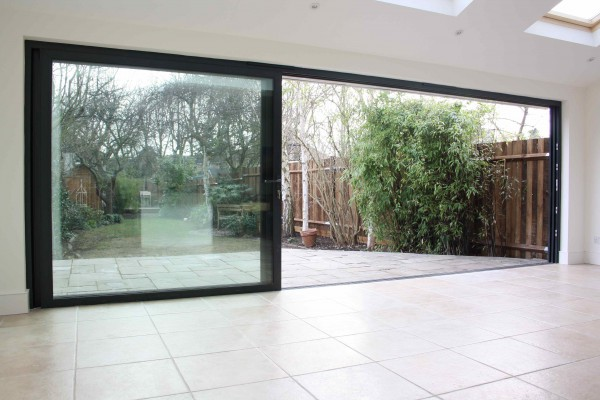Simply Extend London home extension blog sliding doors