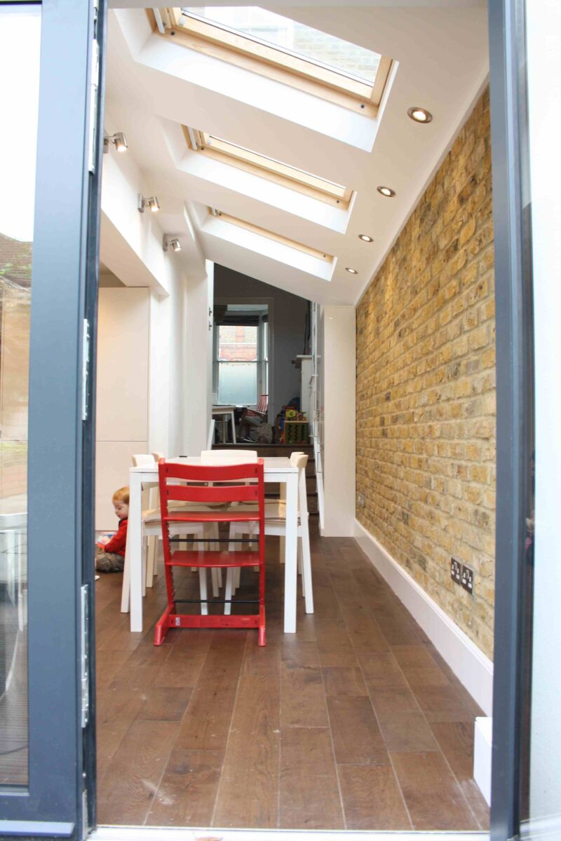 london kitchen extension company