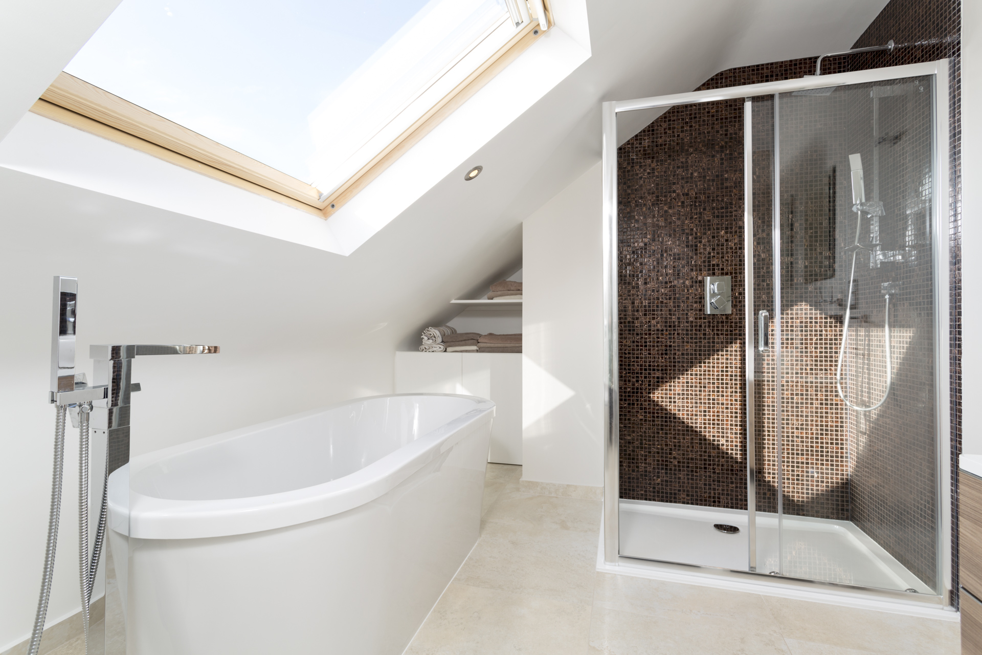 Simply Extend bathroom london home extension