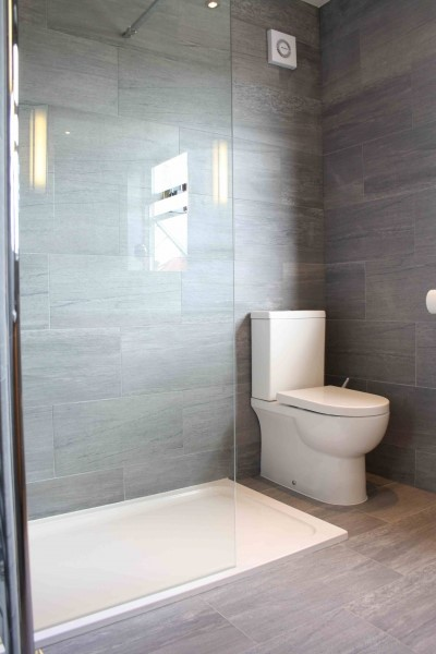 Utility room and bathroom extensions