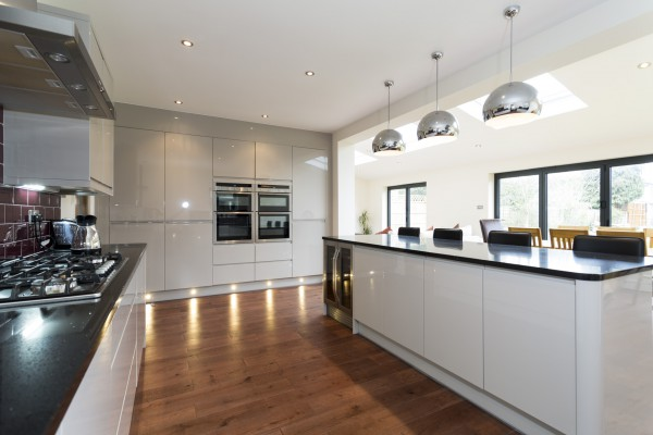 Simply Extend London home extension kitchen