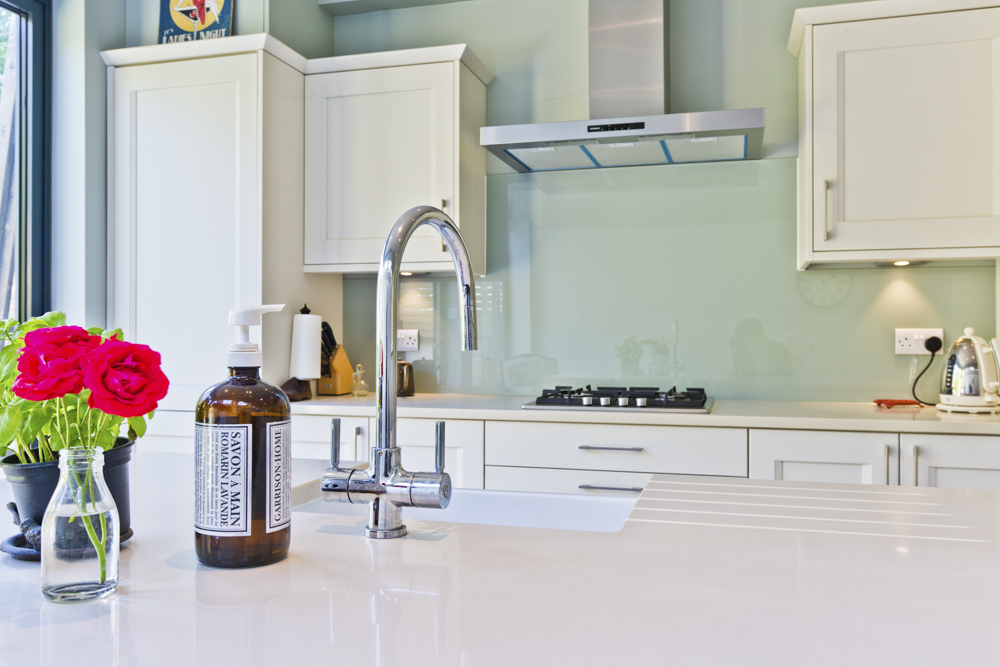 Simply Extend london home extension kitchen worktop