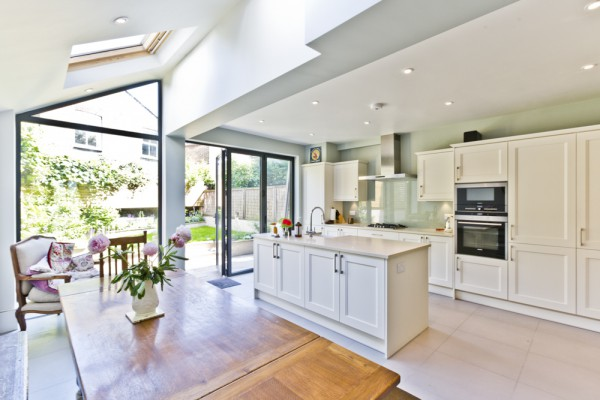 Simply Extend side return extension london home kitchen